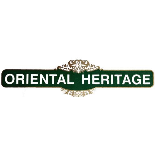 Oriental Heritage